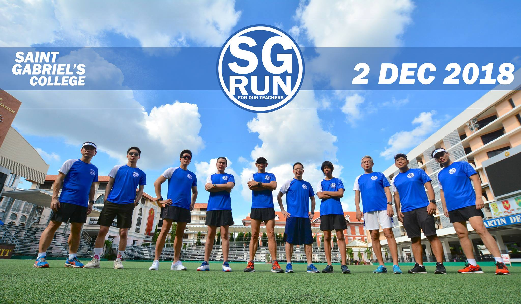 SG Run For Our Teachers 2018